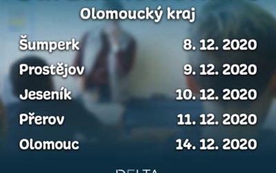 Burza škol on-line – 14.12. Olomouc